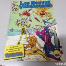 Cómics: COMIC LOS NUEVOS VENGADORES Nº 11 FORUM 1987 LOS DEFENSORES. Lote 214192448