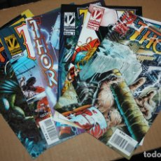 Cómics: THOR, VOLUMEN 2, ( MARVELUTION) NºS 01,02 ,03,04,05 Y 07. (FORUM 1996 ).. Lote 214209853
