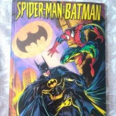 Cómics: SPIDERMAN BATMAN MENTES DESORDENADAS. Lote 214220948