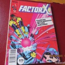 Cómics: FACTOR X RETAPADO CON 11-15. MBE.. Lote 214246065