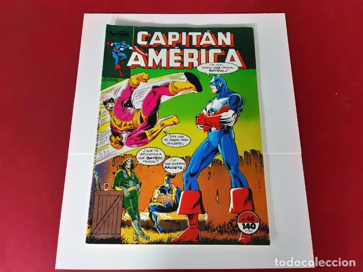 Cómics: CAPITÁN AMÉRICA Nº 48 FORUM - Foto 2 - 214330876