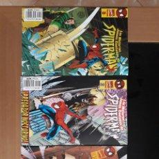 Cómics: LAS HISTORIAS JAMAS CONTADAS DE SPIDERMAN. Lote 214360967