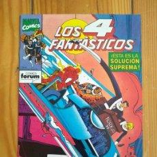 Comics : LOS 4 FANTÁSTICOS Nº 102 - EXCELENTE ESTADO!. Lote 214403986