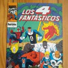 Cómics: LOS 4 FANTÁSTICOS Nº 107. Lote 214406573
