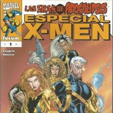 Cómics: ESPECIAL X-MEN Nº 1 CÓMICS FORUM. Lote 214419291