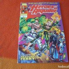 Cómics: HEROES DE ALQUILER Nº 1 ( OSTRANDER PASCUAL FERRY ) ¡BUEN ESTADO! MARVEL FORUM. Lote 214436848