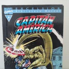 Comics: EXCELSIOR BIBLIOTECA MARVEL CAPITAN AMERICA NUMERO 6. Lote 214509902
