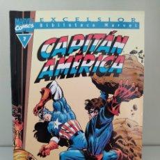 Comics: EXCELSIOR BIBLIOTECA MARVEL CAPITAN AMERICA NUMERO 7. Lote 214555986