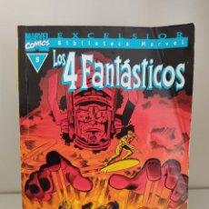 Fumetti: EXCELSIOR BIBLIOTECA MARVEL LOS 4 FANTASTICOS NUMERO 5. Lote 214556800