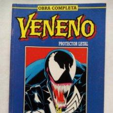 Cómics: VENENO. PROTECTOR LETAL. OBRA COMPLETA. CÓMIC FORUM RETAPADO. ESPAÑA 1994. SPIDERMAN.. Lote 214565747