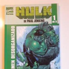 Cómics: HULK DE PAUL JENKINS Y ROMITA. TOMO 1.. Lote 214574743