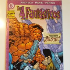 Fumetti: LOS 4 FANTASTICOS VOL 4. NUM 6. ED FÓRUM. Lote 214575145