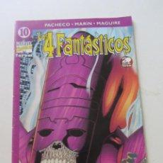Comics : LOS 4 FANTASTICOS VOL. 4 Nº 10 - MARVEL FORUM MUCHOS MAS A LA VENTA MIRA TUS FALTAS CX66. Lote 214663277