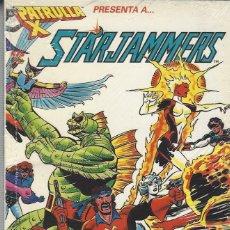 Cómics: PATRULLA X STARJAMMERS - 2 TOMOS - COMPLETA - A ESTRENAR !!. Lote 254882145