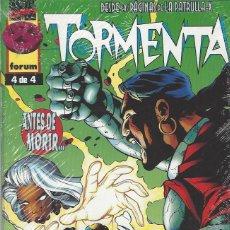 Cómics: TORMENTA - MINI SERIE COMPLETA DE 4 NºS - PROCEDENTE DE RETAPADO. Lote 295397293