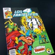 Cómics: EXCELENTE ESTADO LOS 4 FANTASTICOS 16 FORUM. Lote 214893643