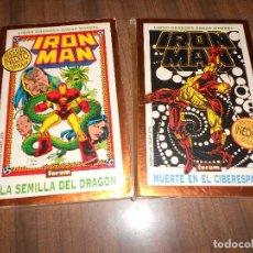 Cómics: LIBROS GRANDES SAGAS MARVEL: IRON MAN. Lote 214979458