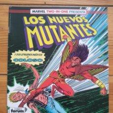 Cómics: LOS NUEVOS MUTANTES + COLOSO Nº 50 - BUEN ESTADO. Lote 214982535