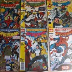Cómics: SPIDERMAN. LA VENGANZA DE MEDIANOCHE. 6 NUM. ¡ COMPLETA! EXCELENTE ESTADO. Lote 215070717