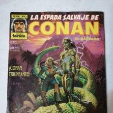Comics : LA ESPADA SALVAJE DE CONAN Nº 152.. Lote 215193730