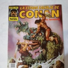 Comics : LA ESPADA SALVAJE DE CONAN Nº 124.. Lote 215194726
