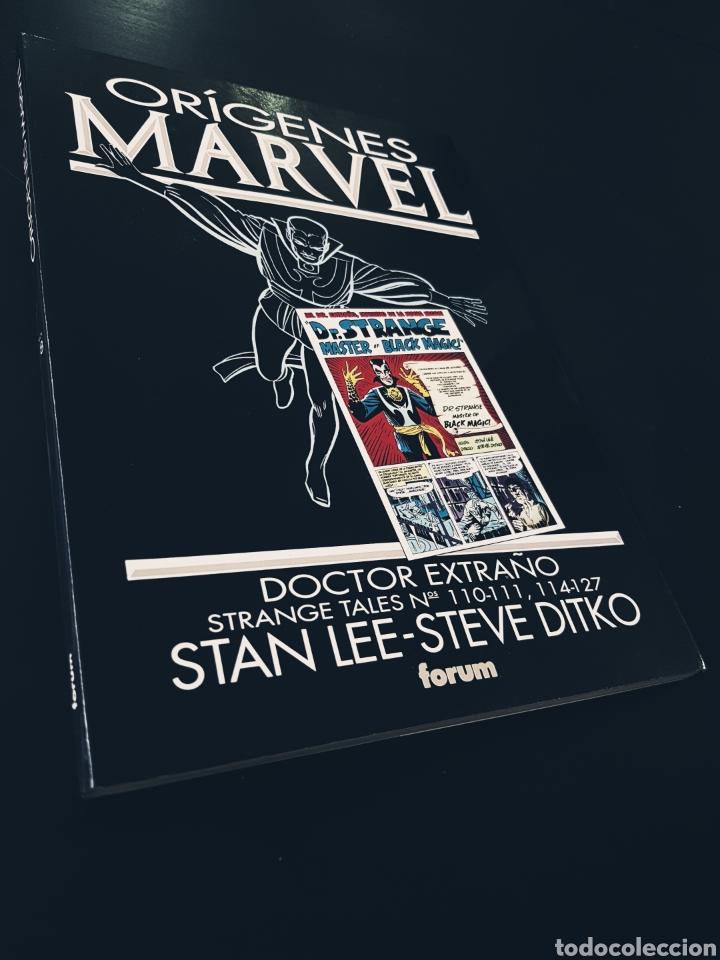EXCELENTE ESTADO ORIGENES MARVEL VOL 8 DOCTOR EXTRAÑO TOMO FORUM (Tebeos y Comics - Forum - Prestiges y Tomos)