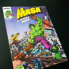 Cómics: MUY BUEN ESTADO LA MASA 3 FORUM. Lote 215329127