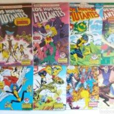 """Cómics: LOTE COMICS """"LOS NUEVOS MUTANTES"""", MARVEL, 8 NUMEROS.. Lote 215329168"""