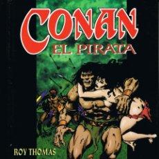 Cómics: CONAN EL PIRATA TOMO 4 EL BUCANERO POR ROY THOMAS Y JOHN BUSCEMA. Lote 215340613