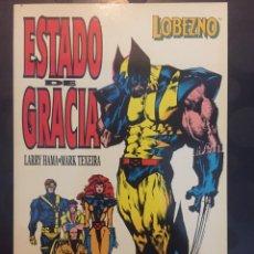 Comics : LOBEZNO : ESTADO DE GRACIA WOLVERINE LOS LIBROS DEL SALÓN ( 1994 ).. Lote 215384232