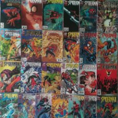 Cómics: SPIDERMAN VOL 3,4,5 COMPLETAS. Lote 215407303