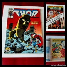 Cómics: THOR. VOL 1. Nº 10. FORUM -EXCELENTE ESTADO. Lote 215452896