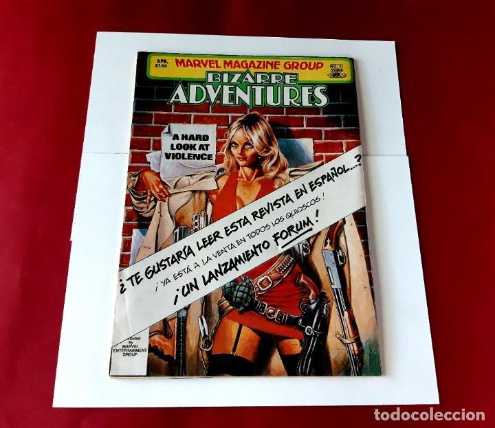 Cómics: THOR. VOL 1. Nº 10. FORUM -EXCELENTE ESTADO - Foto 4 - 215452896
