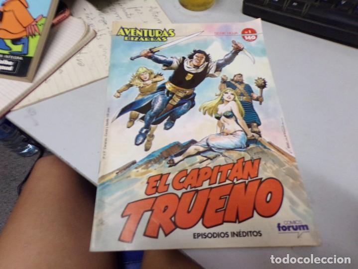 EL CAPITAN TRUENO 1 FORUM COMICS (Tebeos y Comics - Forum - Otros Forum)