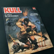 Cómics: DE KIOSCO KULL EL VALLE DE LAS SOMBRAS TOMO FORUM. Lote 215511700