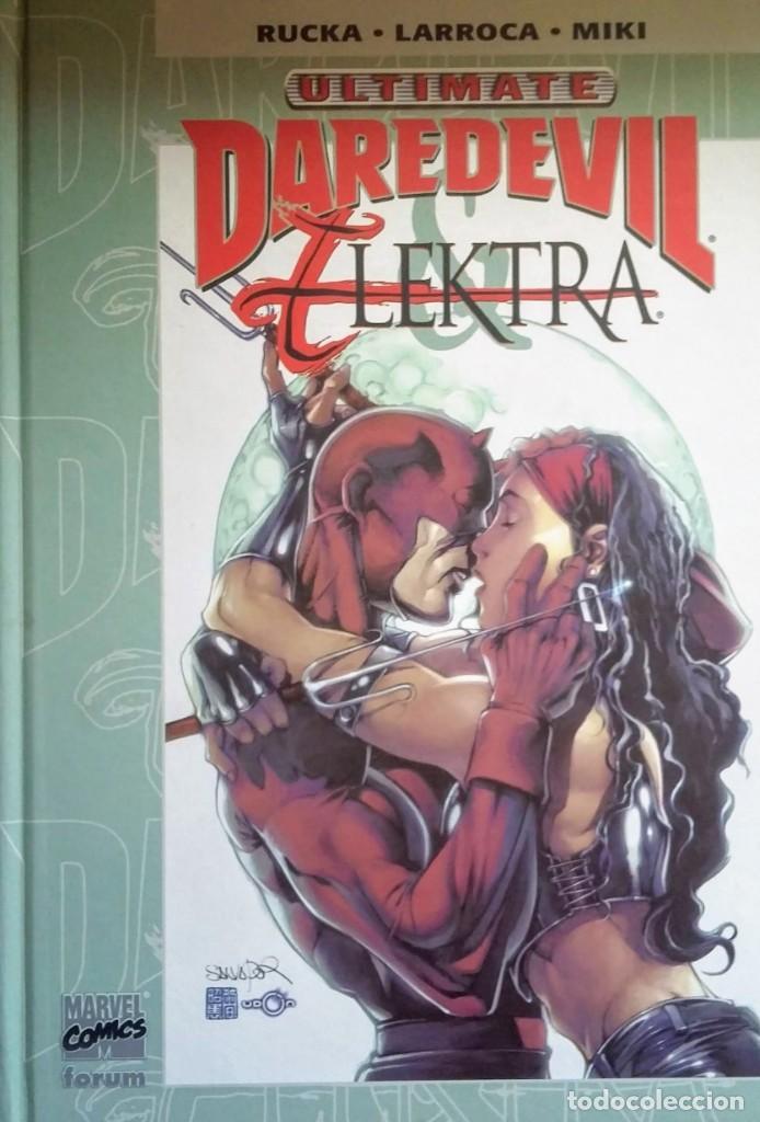 ULTIMATE DAREDEVIL & ELEKTRA (Tebeos y Comics - Forum - Daredevil)
