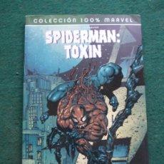 Cómics: COLECCIÓN SPIDERMAN TOXIN. Lote 215602501