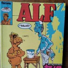 Cómics: ALF RETAPADO QUE CONTIENE DEL Nº 6 AL 11- FORUM. Lote 215647638