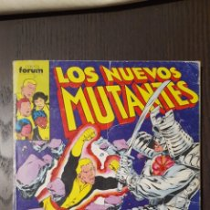 Cómics: COMIC - LOS NUEVOS MUTANTES - THE NEW MUTANTS - FORUM RETAPADOS - NUMEROS 1 AL 5. Lote 215674786