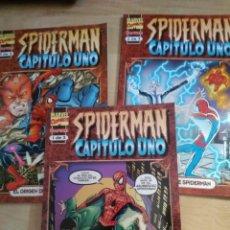 Cómics: SPIDERMAN CAPITULO UNO, COMPLETA. Lote 215714601
