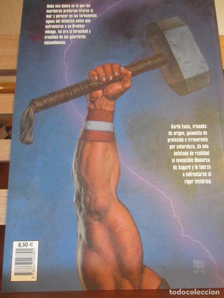 Cómics: THOR- VIKINGOS- MAX- MARVEL COMICS- FORUM - Foto 2 - 215789627