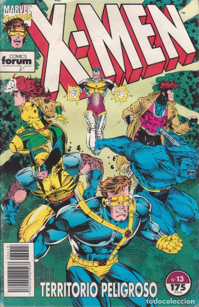 CÓMIC X-MEN Nº 13 ED. PLANETA / FORUM 34 PGS. 1993 (Tebeos y Comics - Forum - X-Men)