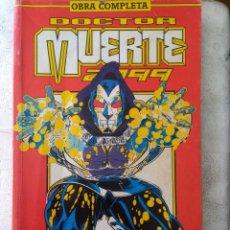 Cómics: DR MUERTE 2099 COMPLETA EN UN TOMO # G. Lote 215804278