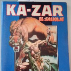 Cómics: KAZAR EL SAVAJE-OBRA COMPLETA # G. Lote 215806646