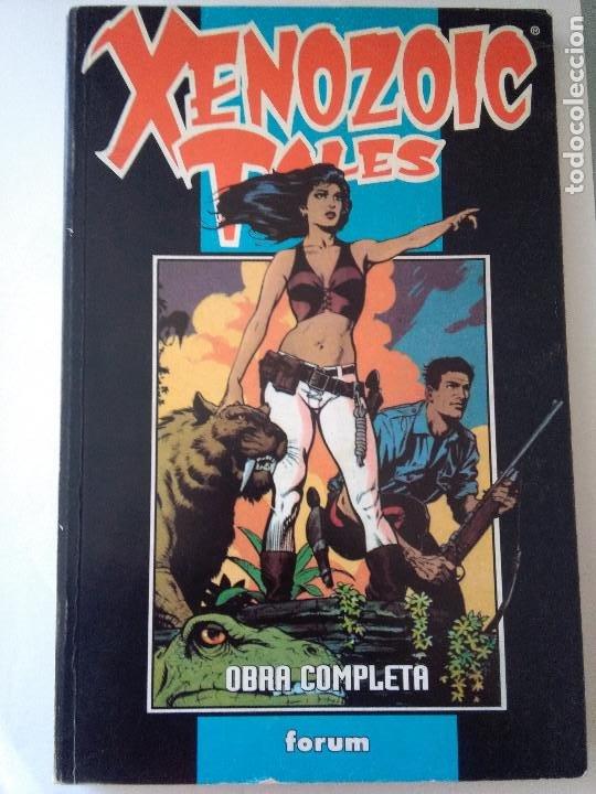 XENOZOIC TALES TOMO 1 COMPLETA # G (Tebeos y Comics - Forum - Prestiges y Tomos)