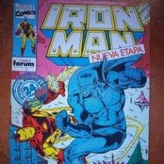 Fumetti: IRON MAN. NUEVA ETAPA. NUM 2. CARA A CARA CON GARGOLA GRIS.. Lote 215807273