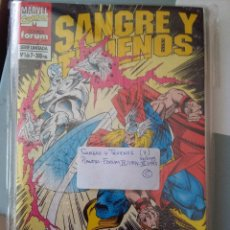 Comics: SANGRE Y TRUENOS #. Lote 215807473