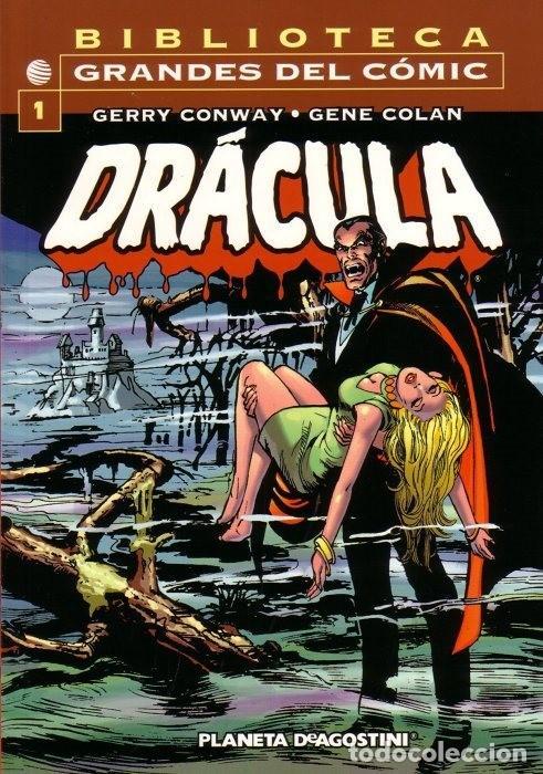 BIBLIOTECA DRACULA 1,2,3,4,5,6,7,8,9,10,11 (Tebeos y Comics - Forum - Prestiges y Tomos)