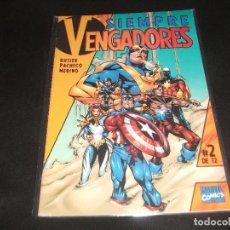 Cómics: SIEMPRE VENGADORES 2 DE 12 BUEN ESTADO. Lote 215818693