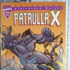 Cómics: BIBLIOTECA MARVEL PATRULLA X NÚM. 11, B/N. Lote 215925091